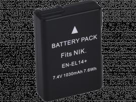 EN-EL14 Batteri til Nikon & Nikon Coolpix