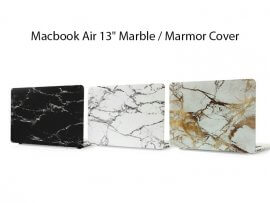 "Marmor Cover til Macbook Air 13"" (A1369 / A1466)"