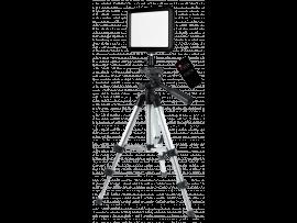 LED Lys Panel m. Foldbar Tripod (35 - 102cm)