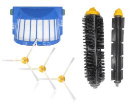 Børste- og filter pakke til iRobot Roomba 600-serien