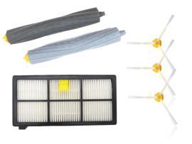 Børste- og filter pakke til iRobot Roomba 800 / 900-serien