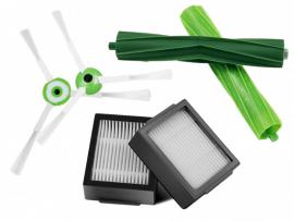 Børste- og Filter Pakke til iRobot Roomba i7 / i7+ / E5 / E6