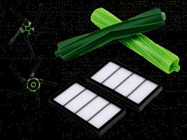 Børste- og Filter Pakke til iRobot Roomba S9 / S9+