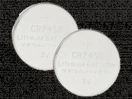 2-Pak Batterier til Saphe One
