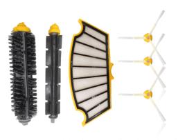 Børste- og filter pakke til iRobot Roomba 500-serien