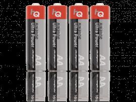 4-pak Alkaline AA Batterier