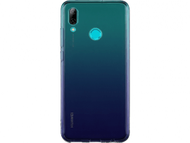 Transparent TPU Cover til Huawei P Smart (2019)