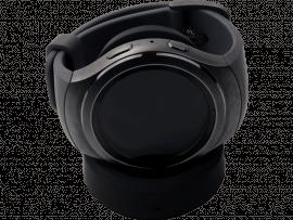 Trådløs oplader til Samsung Gear S3 / Sport / Galaxy Watch / Active / Active 2-Sort