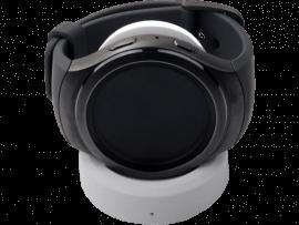 Trådløs oplader til Samsung Gear S3 / Sport / Galaxy Watch / Active / Active 2