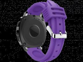 Silicone rem til Samsung Gear S2 Classic / Sport / Galaxy Watch 42mm / Galaxy Watch Active