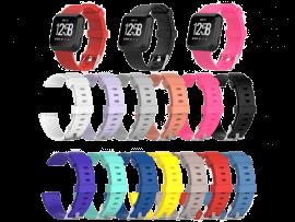 Silicone rem til Fitbit Versa / Versa Lite / Versa 2