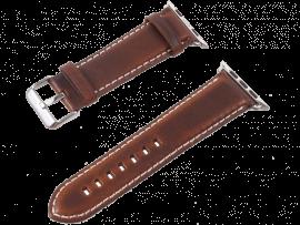 Reina rem i Genuine Læder til Apple Watch 1
