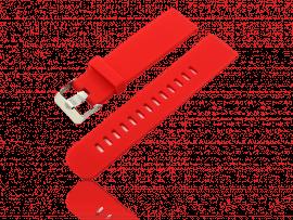 Silicone rem til Garmin Vivomove 3S-Rød