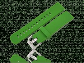 Silicone rem til Garmin Vivomove 3S-Grøn