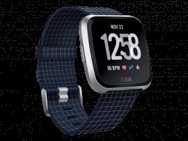 Canvas rem til Fitbit Versa / Versa Lite og Fitbit Versa 2