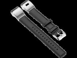 Læder rem til Garmin Vivosmart HR + / Approach X10/X40