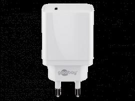 18W Universel USB-C Oplader (Hurtig Oplader)