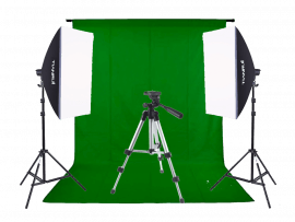 Green Screen ministudie