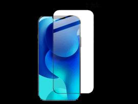 3 Stk. 3D Beskyttelsesglas til iPhone 12 Pro Max