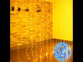 300 LED Gardin Lyskæde