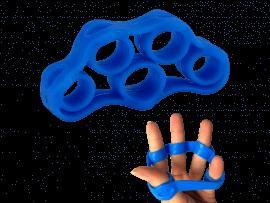 3 x Silikone Håndtræner