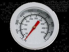 Manuelt Grill Termometer