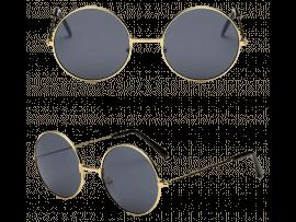 Retro Runde Solbriller