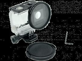 UV Linse til GoPro HERO 5/6/7 Vandtæt Hylster 45m
