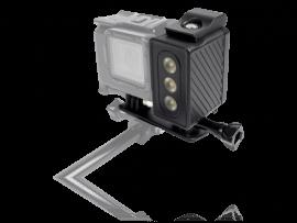 30M Vandtæt LED-lygte til GoPro