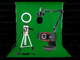 Pro Livestreaming udstyrspakke
