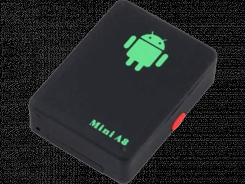 Seguro A8 Mini GPS Tracker m/ Mikrofon