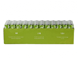 48-Pak AA Batterier
