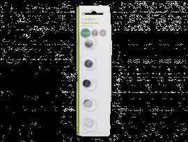 5-Pak CR1225 Knapcelle Batterier