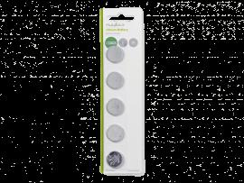 5-Pak CR2025 Knapcelle Batterier