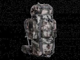 Camouflage Vandrerygsæk 75L + 10L