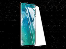 Buet Hærdet Beskyttelsesglas til Motorola Edge