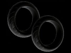 2 Stk. Punkterfri dæk til Ninebot ES1 / 2 / 2L / 4