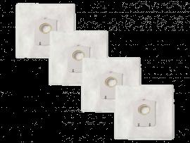 4stk Støvsugerposer til Electrolux UltraOne serien (fx. EUOC9GREEN) - inkl. Motorfilter
