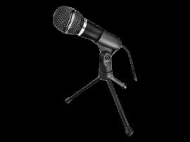TS Mikrofon m/ Stativ