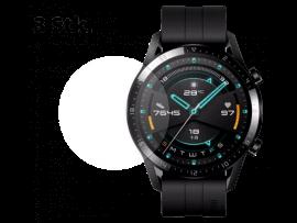 3 Stk. Hærdet Beskyttelsesglas til Huawei Watch GT 2e