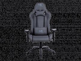Nordic Luxe Gaming Stol-Mørkegrå
