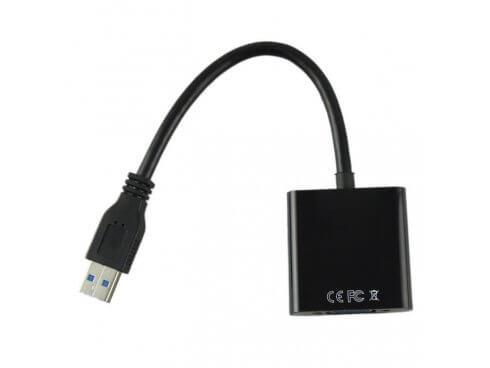 USB 3.1 / USB-C til VGA adapter