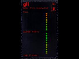 Gas Niveau Indikator til Alle Gasflasker