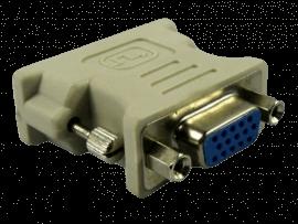 DVI til VGA Adapter