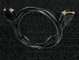 1.5M DVI til VGA Adapter Kabel