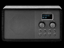 DAB+ Radio med Indbygget Batteri