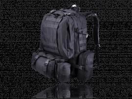 55L Multifunktionel Militær Rygsæk