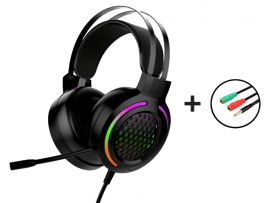 Hydra 7.1 Gaming Headset til PS4 / XBOX