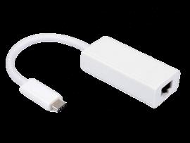 USB-C til Ethernet adapter
