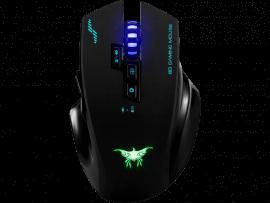 Comet trådløs gamer mus med LED